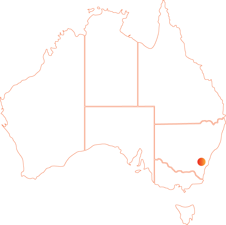 ACT State Map