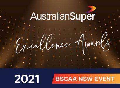 BSCAA AustralianSuper NSW Excellence Awards 2021