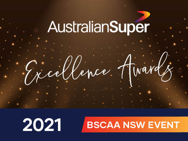 BSCAA NSW Excellence Awards