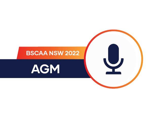 BSCAA NSW AGM 2022